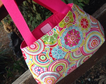 Multi Color Little Girl's Purse Ready to Ship Ready To Ship