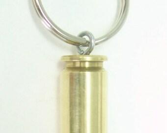 Bullet Keyring / 40 Cal Brass Bullet Keyring WIN-40-B-BK / Bullet Keychain / Brass Keychain / Brass Keyring / 40 Cal Keychain / 40 Keyring