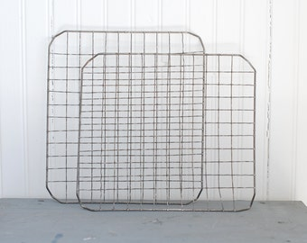 VINTAGE Wire Cooling Rack - Early Crimped Design - sold individually