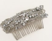Bridal Hair Comb, Wedding Hair Comb, Crystal Comb, Wedding Hair, Wedding Headpiece, Bridal Accessories