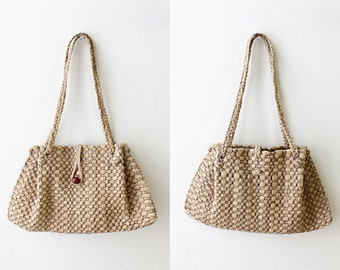 Straw Handbag • Small Handbag • Straw Purse • Woven Handbag • Mini Handbag • Festival Bag • Boho Handbag • Straw Bag • Festival Purse | B532