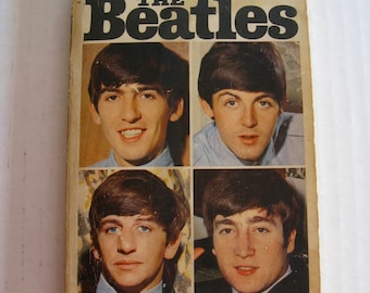 The True Story Of The Beatles  1964 Edition Paperback Billy Shepherd Direct From England