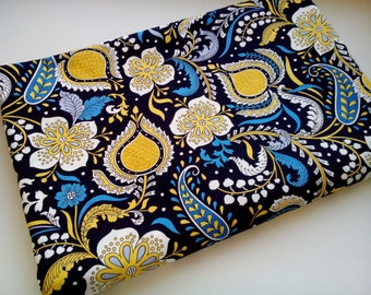 Cotton fabric Paisley