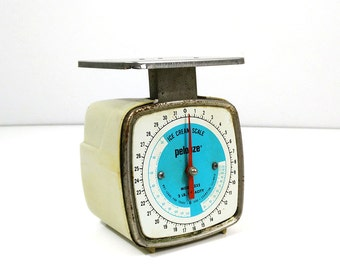 Vintage Pelouze Ice Cream Scale