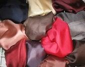 Italian Silk Twill - Assorted Solid Colors