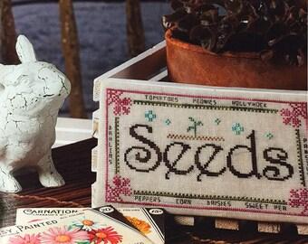 Seeds PDF Cross Stitch