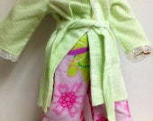 """18"""" Doll Robe and PJ Bottoms American Girl Generation doll"""