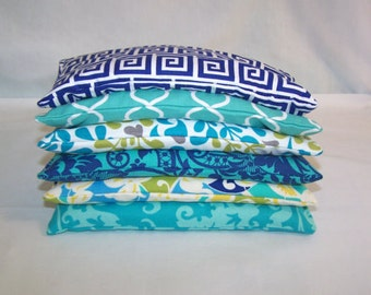 Set of 6 for 36 - Lavender Aromatherapy Eye Pillows - Aroma Therapy - Yoga Relaxation Mask