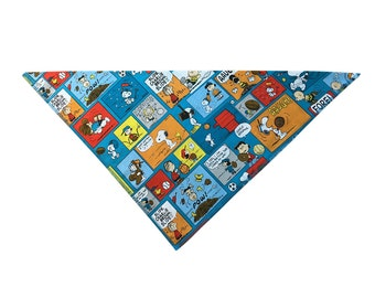 Peanuts Comic Strip Dog Bandana
