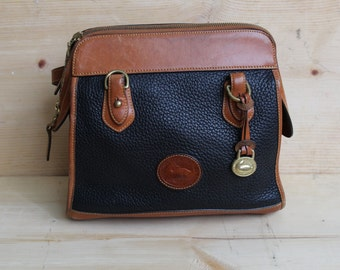 Vintage Dooney and Bourke clutch bag