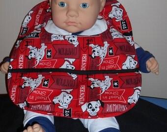 101 Dalmatians Baby Bib