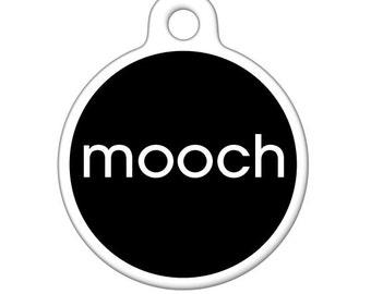 Pet ID Tag - Mooch Pet Tag, Dog Tag, Cat Tag