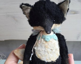 PDF File For Sewing pattern 6 Inch Fox