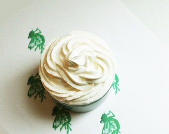 Absinthe Whipped Soap - Scented Soap - Homemade Soap - Vegan Soap - Glycerin Soap - Cream Soap - Christmas Gifts