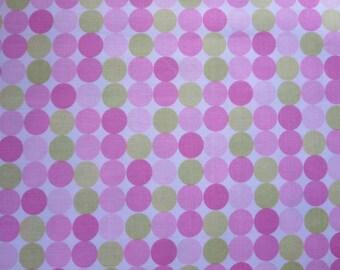 Riley Blake - Sweet Baby Girl - C4296 - Pink Dots