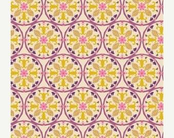 SALE - Caravan Purple BOH-604 - Bohemian Soul - Art Gallery Fabrics - Patricia Bravo - By the Yard