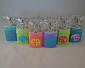 Personalized Manicure Kit, Manicure Kit, Manicure Set, Slumber Party Favor, Teen Girl Gift, Sorority Gift, Gifts Under 5, Monogram Gift