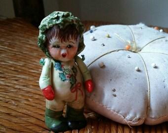 "Nita Gehlhardt Art Doll, ""Christmas 1975"""