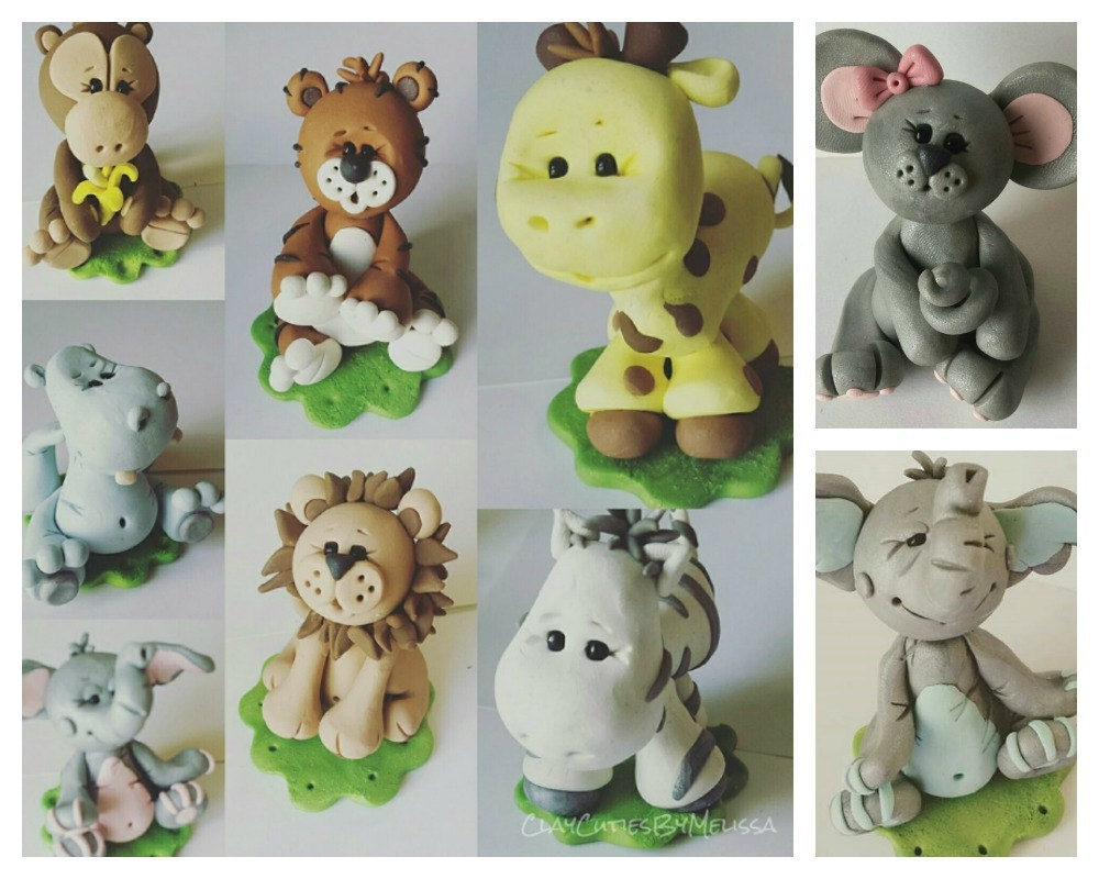 Baby jungle animals christmas ornament baby animals christmas for Christmas pictures of baby animals
