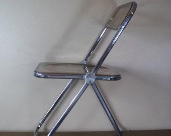 Plia Folding Chair - Castelli Italy - Retro Italian Furniture