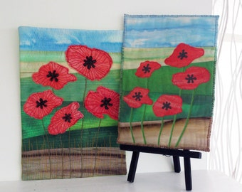 Poppy Quilt DIY PDF Pattern