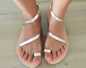 womens leather sandals ,Greek sandals, leather sandals, Gold sandals,Summer Sandals, wedding sandals