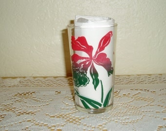 Orchid Peanut Butter Glass