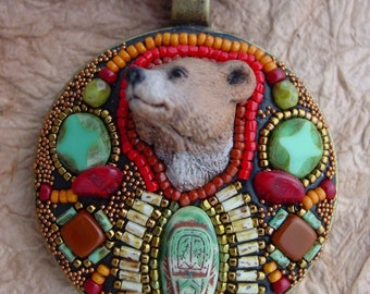 Little bear Necklace
