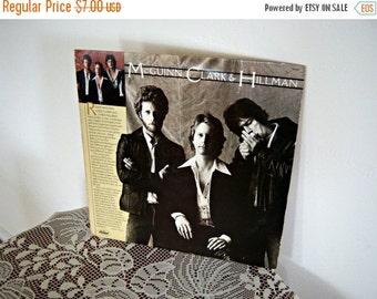 McGuinn, Clark & Hillman LP Vinyl Record