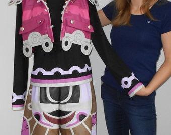 Shulk costume from Xenoblade Chronicles