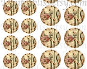 Digital Download, Vintage Style Bon Appetite Round Seals,  Download Tags, You Print Tags, French Bon Appetite, Chic Gift tags, Hang Tags