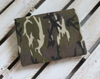 Swaddle blanket and hat - Camo Swaddle Blankets PRE ORDER