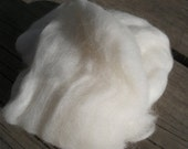 40% Off Sale Natural - Gorgeous Aussie Superfine Merino Wool Top 18 Micron for felting and spinning 50g
