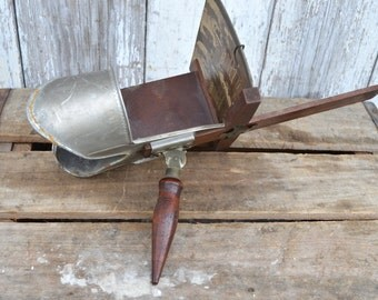 Vintage Sun Sculpture U&U Stereographic Viewer view finder Stereograph with Old Photos