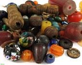 Tibetan Beads Grab Bag 4 Oz. 88044 SALE WAS 18