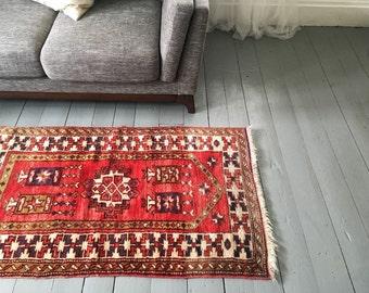 SALE Turkish geometric rug - Devin