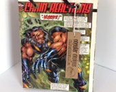 Wolverine Recycled Comic Book gift bags
