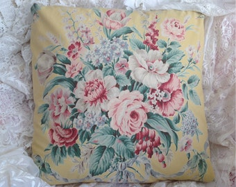 Ralph Lauren Pillow Cover Gorgeous Evelyn pattern