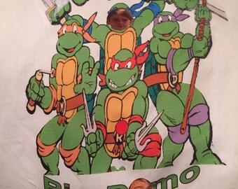 Personalized photo shirts