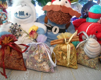 Holiday Potpourri Sampler 4 pack