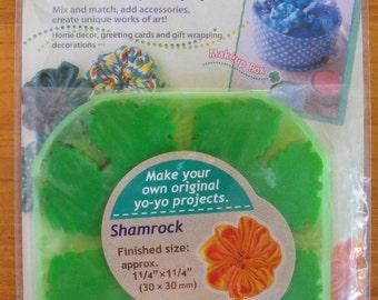 Yo-Yo Maker Small Shamrock by Clover