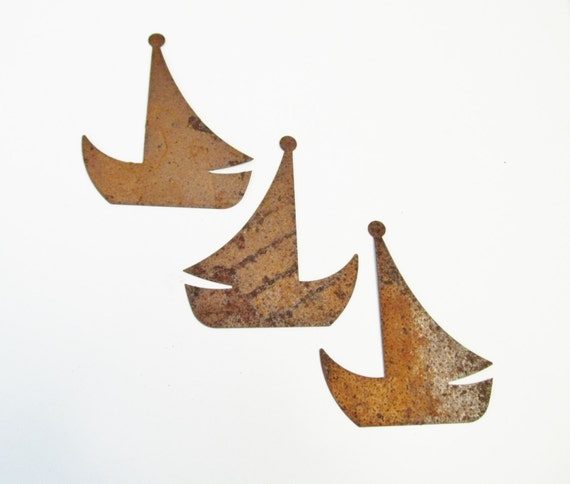 Rusty Metal Cutouts
