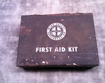 M-S-A First Aid Kit 16 Unit -Type D