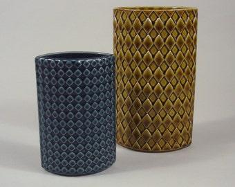Kaarina Aho Harlequin Vases Arabia Finland