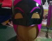 Pink Batman Mask