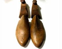 Wooden Shoe Inserts- DIY Coat Hooks- Mens Dress Shoes- Mens Closet Bedroom