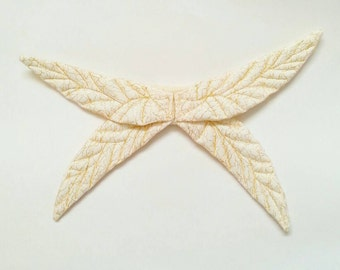 Fairy wings, cloth dolls, dress up, rag doll, doll accessories