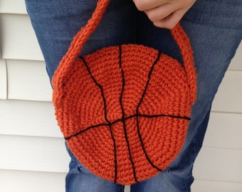 Basketball Purse Pattern / PDF Download Only