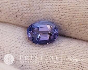 Natural Tanzanite Oval 8.3 x 6.1 MM Precision Cut Gemstone  December Birthstone for Pendant