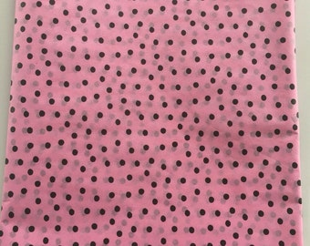 10 sheets Speckled Raspberry Tissue Paper, Polka Dots, Tissue Paper Sheets, Tissue Paper, Raspberry